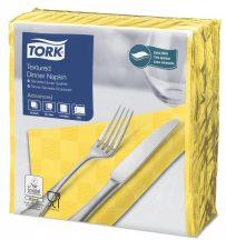Tork NexxStyle Dinner szalvéta sárga