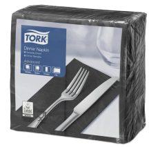 Tork Dinner szalvéta fekete
