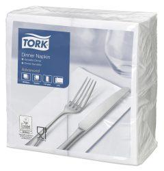 Tork Dinner szalvéta fehér