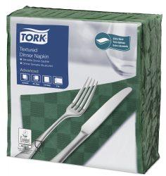 Tork NexxStyle Dinner szalvéta sötétzöld