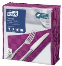 Tork NexxStyle Dinner szalvéta bíbor