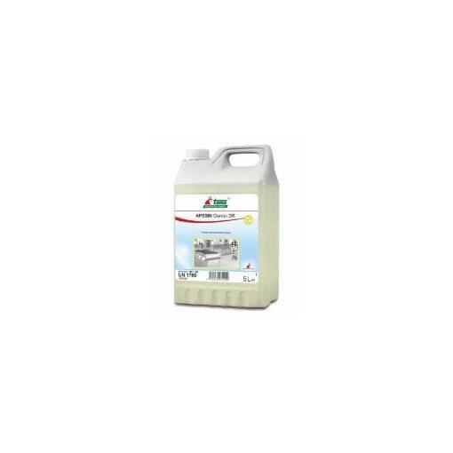 Tana Apesin Combi DR felületfertőtlenítő és tisztítószer, laurylamine dipropylenediamine (INCI) tartalmú