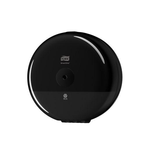Tork SmartOne Mini toalettpapír adagoló - fekete
