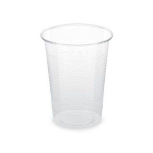 Eldobható pohár 200 ml víztiszta