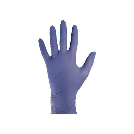 Nitril kék kesztyű 100 db