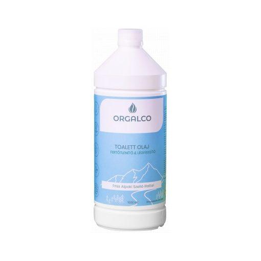 Bio Cleaner Exquisit WC olaj fertőtlenítős, szórófejjel, illatosított