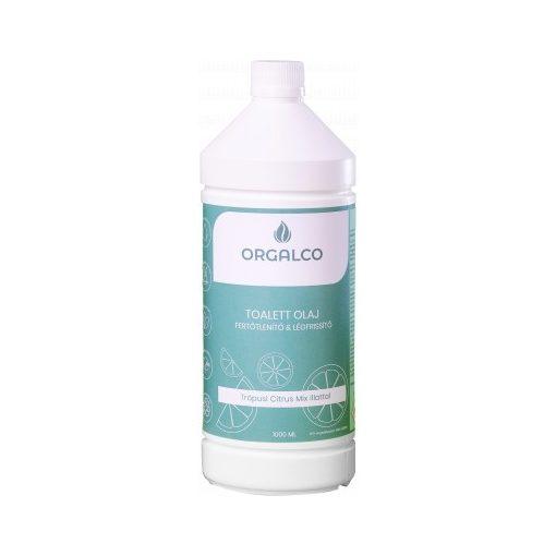 Bio Cleaner Exquisit WC olaj erdő illattal