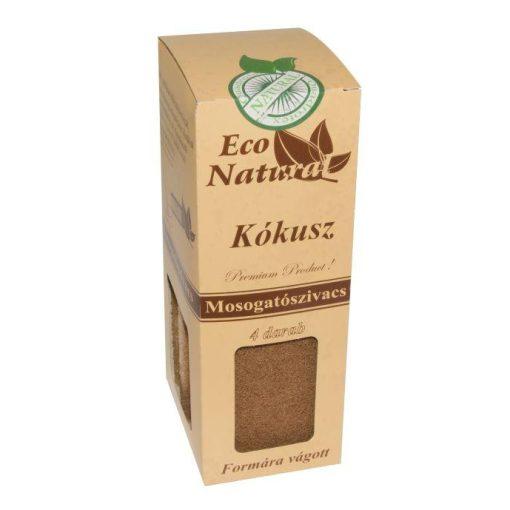 Eco natural mosogatószivacs Kókusz 6 db-os