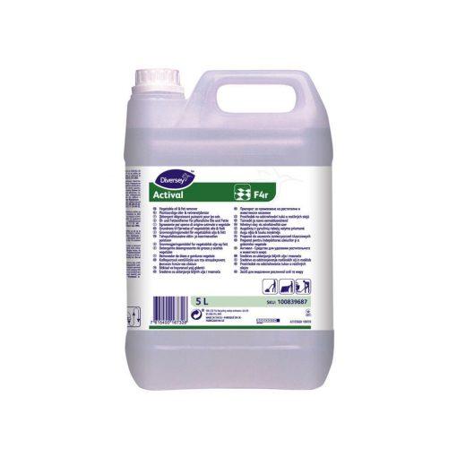 Actival padlótisztító – Növényi olaj és zsíreltávolító - 5 liter