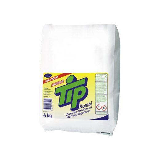 Tip Kombi Fertőtlenítő kézi mosogatópor, kiváló zsíroldó hatással - 4 kg