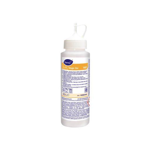 Clax® Magic Oxi Folteltávolító - fehéríthető foltokhoz: kávé, gyümölcs és vörösbor - 500 ml