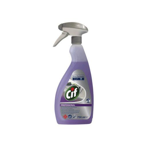 Cif 2in1 kombinált tisztító- fertőtlenítőszer koncentrátum - 750 ml