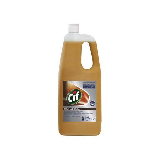 Cif Wood Floor Cleaner - 2 liter
