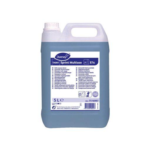 TASKI Sprint Multiuso -Általános tisztítószer és üvegtisztító 5L