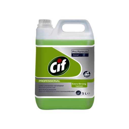 Cif Professzionális kézi mosogatószer citromillat - 5 liter