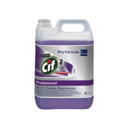 Cif 2in1 kombinált tisztító- fertőtlenítőszer koncentrátum - 5 liter