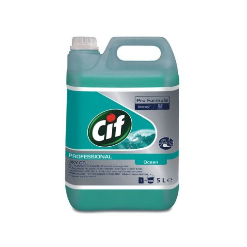 Cif Oxy-Gél ócean illatú általános tisztítószer