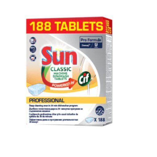 Cif Classic gépi mosogatótabletta 188 db