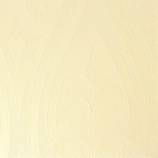Duni textilhatású szalvéta Elegance Lily krém