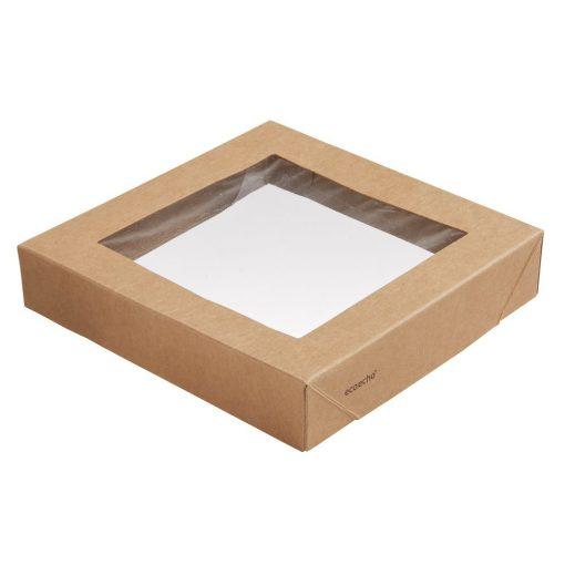 Duni Viking Papír-box tető, ecoecho, 140x140x29 mm