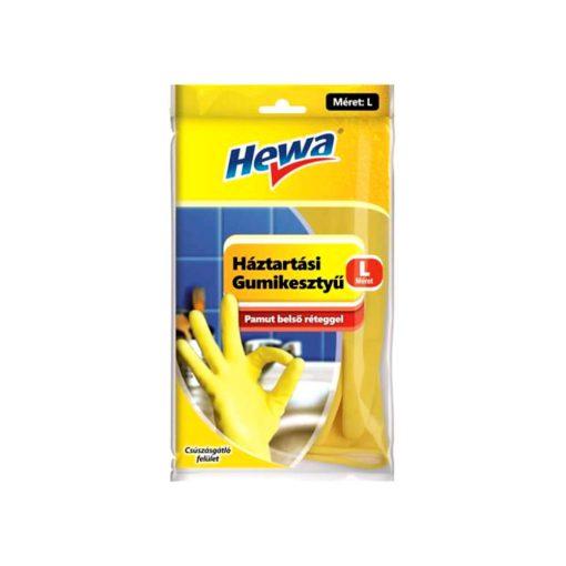 Hewa gumikesztyű