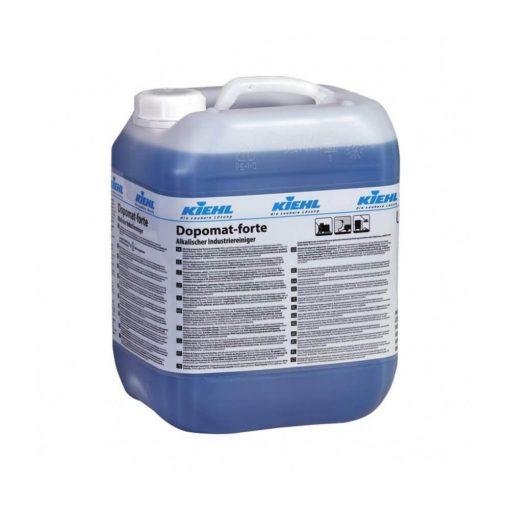 Dopomat-forte gépi lúgos ipari tisztítószer – 10L