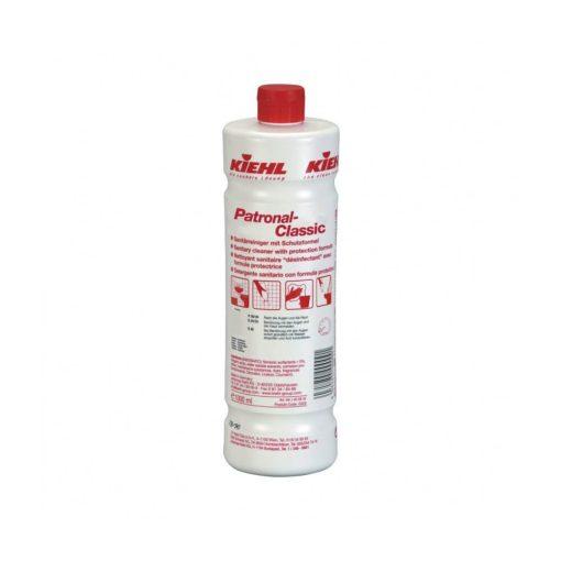 Kiehl Patronal Classic szanitertisztító – 1 liter