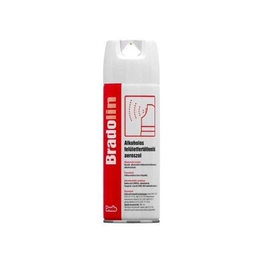 Bradolin alkoholos felületfertőtlenítőszer, aerosol