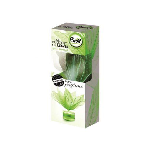 Légfrissítő Brait leveles green diamond illat - 50 ml