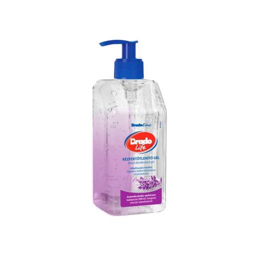 Bradolife fertőtlenítő gél - 500 ml