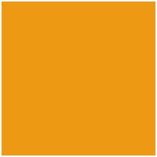 Mank textilhatású szalvéta narancs
