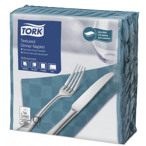 Tork Nexxstyle Dinner szalvéta kékeszöld